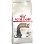 Корм Royal Canin Sterilised 12+ для стерилизованных кошек старше 12 лет, 4 кг