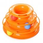 """ABC Pet Интерактивная игрушка для кошек """"Игровой трек с мячиками"""""""