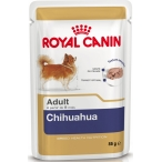 Корм Royal Canin Chihuahua Adult (паштет) для чихуахуа старше 8 мес., 85 г