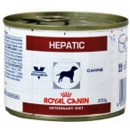 Корм Royal Canin Hepatic консервы для собак при лечении печени, 200 г