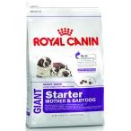 Корм Royal Canin Giant Starter Mother & Babydog для щенков гигантских пород до 2 мес., беременных и кормящих сук, 15 кг