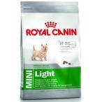Корм Royal Canin Mini Light для собак малых пород низкокалорийный, 4 кг