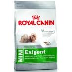 Корм Royal Canin Mini Exigent для малых пород требовательных к вкусу корма, 4 кг