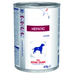 Корм Royal Canin Hepatic консервы для собак при лечении печени, 420 г