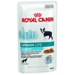 Корм Royal Canin Urban Life Junior (в соусе) для щенков, живущих в городской среде, 150 г