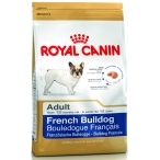 Корм Royal Canin French Bulldog Adult для французского бульдога старше 12 мес., 3 кг