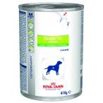 Корм Royal Canin Diabetic special Low Carbohydrate Canine консервы для собак при сахарном диабете, 410 г