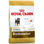 Корм Royal Canin Rottweiler Junior для щенков ротвейлера 2-18 мес., 12 кг