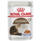 Корм Royal Canin Ageing 12+ (в желе) для кошек старше 12 лет, 85 г