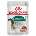 Корм Royal Canin Instinctive 7+ (в соусе) для кошек 7-12 лет, 85 г