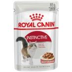 Корм Royal Canin Instinctive (в соусе) для кошек старше 12 мес., 85 г