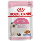 Корм Royal Canin Kitten Instinctive (в желе) для котят от 4 до 12 мес., 85 г
