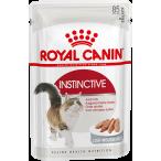Корм Royal Canin Instinctive (паштет) для кошек старше 1 года, 85 г