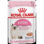 Корм Royal Canin Kitten Instinctive (паштет) для котят от 4 до 12 мес., 85 г