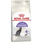 Корм Royal Canin Sterilised для стерилизованных кошек 1-7 лет, 400 г