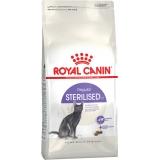 Корм Royal Canin Sterilised для стерилизованных кошек 1-7 лет, 2 кг