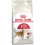Корм Royal Canin Fit для взрослых кошек 1-7 лет, 2 кг
