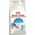Корм Royal Canin Indoor для домашних кошек 1-7 лет, 400 г