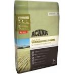 Корм Acana YORKSHIRE PORK (беззерновой) для собак с чувствительным пищеварением, со свининой, 6 кг