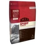 Корм Acana SPORT & AGILITY (беззерновой) для спортивных и рабочих собак всех пород, 11.4 кг