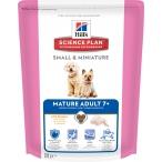 Корм Hill's Science Plan Small & Miniature для собак мелких и миниатюрных пород старше 7 лет с курицей 2825, 300 г