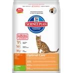 Корм Hill's Science Plan Optimal Care для кошек от 1 до 6 лет с кроликом 5150, 5 кг