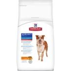 Корм Hill's Science Plan Active Longevity для собак мелких и средних пород старше 7 лет с курицей 9272, 12 кг