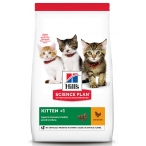 Корм Hill's Science Plan Healthy Development для котят до 12 месяцев курица, 1.5 кг