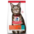 Корм Hill's Science Plan Optimal Care для кошек от 1 до 6 лет с тунцом, 1.5 кг