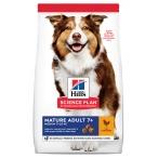 Корм Hill's Science Plan Active Longevity для собак мелких и средних пород старше 7 лет с курицей, 12 кг