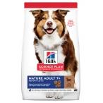 Корм Hill's Science Plan Active Longevity для собак мелких и средних пород старше 7 лет с ягненком и рисом, 12 кг