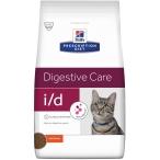 Корм Hill's Prescription Diet i/d Digestive Care для кошек, диета для поддержания здоровья ЖКТ, курица, 1.5 кг