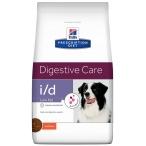 Корм Hill's Prescription Diet i/d Low Fat Digestive Care для собак, диета для поддержания здоровья ЖКТ и поджелудочной железы, с курицей, 12 кг