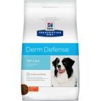 Корм Hill's Prescription Diet Derm Defense Skin Care для собак для кожи и при аллергии на компоненты окружающей среды с курицей 10562, 2 кг