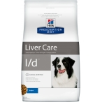 Корм Hill's Prescription Diet L/d Liver Care для собак диета для поддержания здоровья печени, 12 кг