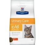 Корм Hill's Prescription Diet c/d Multicare Urinary Care для кошек диета для поддержания здоровья мочевыводящих путей курица 9043, 5 кг