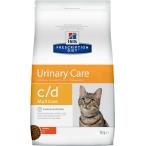 Корм Hill's Prescription Diet c/d Multicare Urinary Care для кошек диета для поддержания здоровья мочевыводящих путей курица 9044, 10 кг