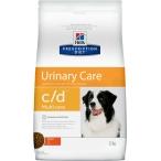 Корм Hill's Prescription Diet c/d Urinary Care для собак диета для поддержания здоровья мочевыводящих путей курица 9176, 12 кг