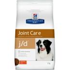 Корм Hill's Prescription Diet j/d Joint Care для собак диета для поддержания здоровья суставов с курицей 9183, 12 кг