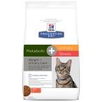 Корм Hill's Prescription Diet Metabolic + Urinary Stress Feline для оптимального веса при МКБ и стрессе 10544, 1.5 кг