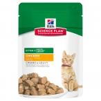 Корм Hill's Science Plan Healthy Development для котят до 12 месяцев курица 2112, 85 г