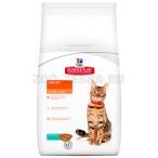 Корм Hill's Science Plan Optimal Care для кошек от 1 до 6 лет с тунцом 4231, 10 кг