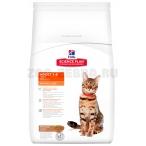 Корм Hill's Science Plan Optimal Care для кошек от 1 до 6 лет с ягненком 5144, 10 кг