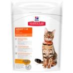 Корм Hill's Science Plan Optimal Care для кошек от 1 до 6 лет курица 5200, 400 г