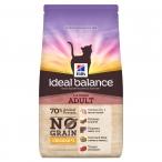 Корм Hill's Ideal Balance No Grain беззерновой корм с курицей и картофелем 603577, 1.5 кг