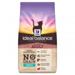 Корм Hill's Ideal Balance No Grain беззерновой корм с тунцом и картофелем 603579, 1.5 кг