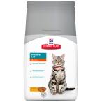 Корм Hill's Science Plan Indoor Cat для взрослых кошек, живущих в домашних условиях, курица 7524, 1.5 кг