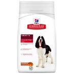 Корм Hill's Science Plan Advanced Fitness для собак мелких и средних пород от 1 до 7 лет ягненок с рисом 7701, 3 кг