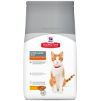Корм Hill's Science Plan Sterilised Cat для стерилизованных кошек от 6 мес. до 6 лет, курица 9351, 1.5 кг