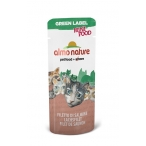 "Almo Nature Лакомство для кошек ""Филе Лосося"", 99% мяса (Green Label Mini Food Salmon Fillet) 501, 0,003 кг"